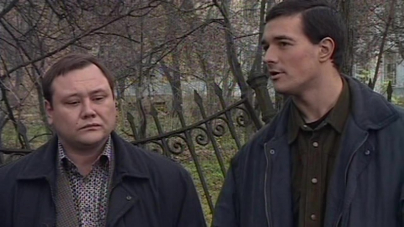Гражданин начальник 1 сезон 13 14 серии 2001