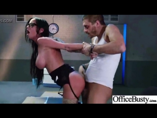 Sex in office with hungry for bang big tits hot girl brandy aniston video | порно | секс | анал | сиськи | порнуха | частное | p