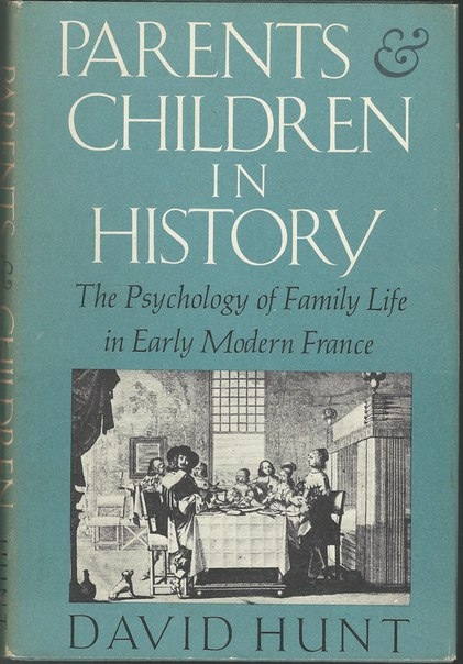 Parents and Children in History