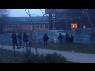 Ставропольский школьник снял на видео избиение девочки одноклассницами