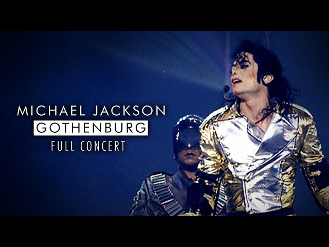 Michael Jackson | Live in Gothenburg | HIStory World Tour [1997] | Full Concert |