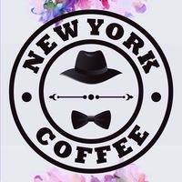 Логотип New York Coffee Самара (тайм-кофейня)