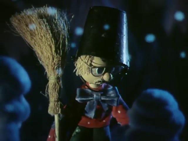 Снегурята 1986 Мультфильм о новогоднем волшебстве Мультфильмы Золотая коллекция