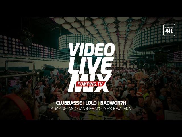🎬 Pumpingland Video Live Magnes Clubbasse LoLo Badwor7h 4k