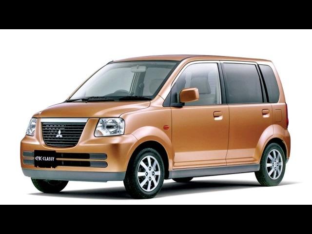 Mitsubishi eK Classy H81W '05 2003–12 2005