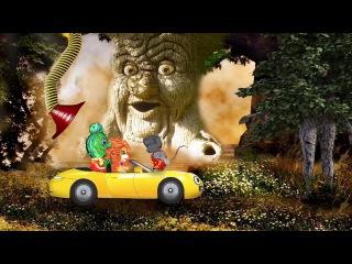 Бесплатный мультфильм! Привет, Юморашка! 2 серия.  Встреча с друзьями
