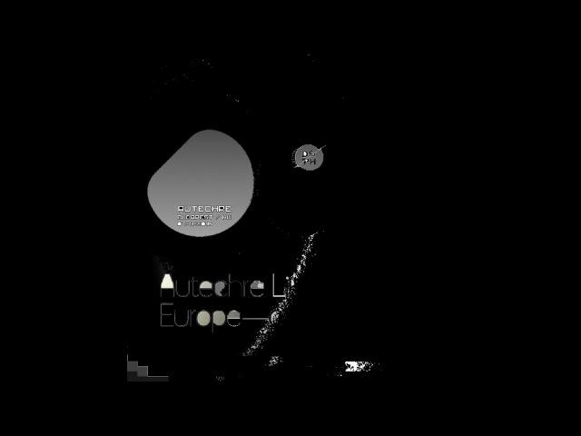 AUTECHRE -- Live at Akvarium, Budapest, HU -- 071116 -- Europe ONESIX Tour