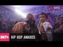 DJ Khaled feat Asahd Khaled BET Hip Hop Awards 2017 Instabooth Freestyle
