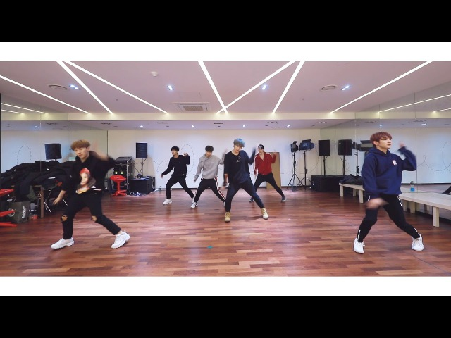 JBJ '꽃이야 MY FLOWER ' Dance Practice