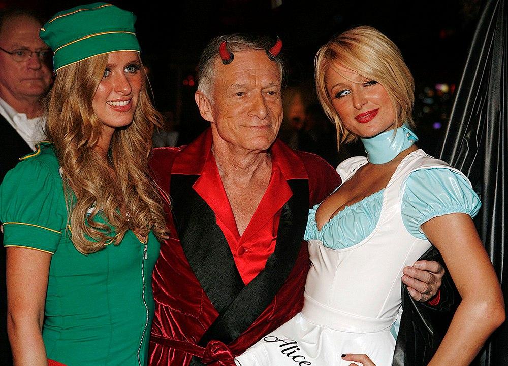 всеволод чаплин заявил что основатель Playboy хью хефнер попал в ад Philologist Livejournal