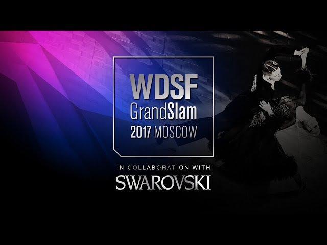 Fainsil - Posmetnaya, GER | 2017 GS STD Moscow | R3 Q | DanceSport Total