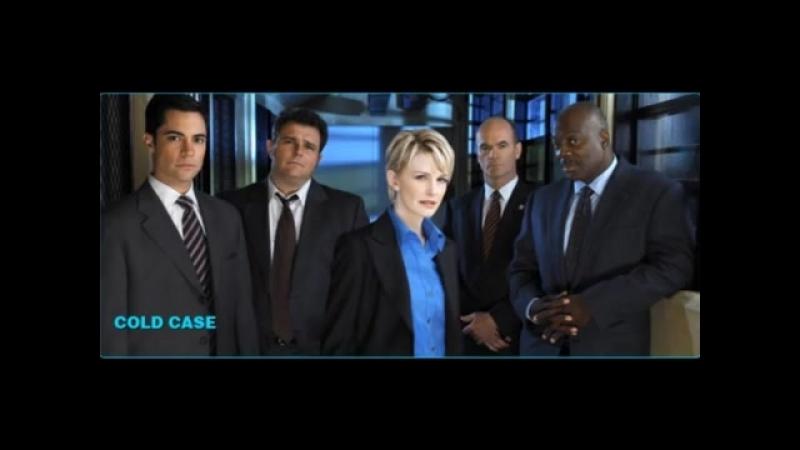 Заставка сериала Детектив Раш США