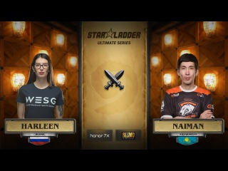 harleen vs Naiman, StarLadder Hearthstone Ultimate Series