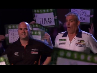2017 World Grand Prix of Darts Round 1 Beaton vs Cross