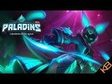 PALADINS - SOU RUIM COM FOR
