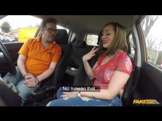 Fakedrivingschool betty foxxx cute spanish learner loves big cock new porn 2018