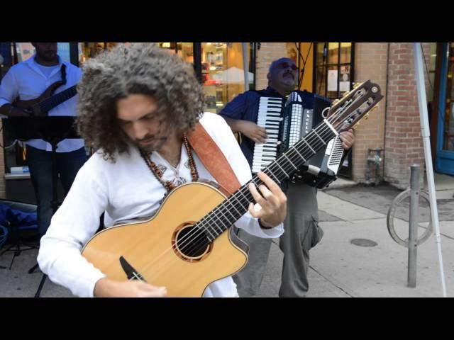 Johannes Linstead 2013 part 3 Jazz Streetfest Beaches Toronto