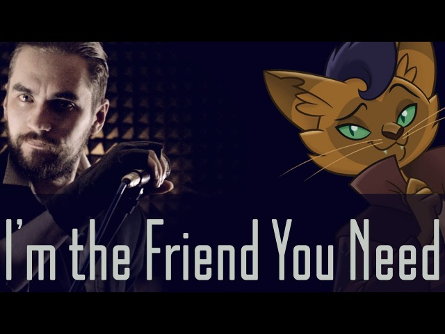 Capper I'm the Friend You Need Metal cover by Elias Frost