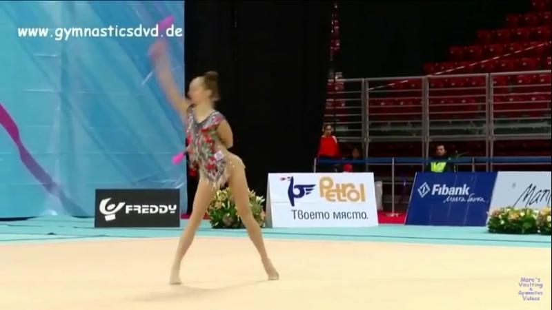 Anna Kamenshchikova (BLR) clubs - Sofia cup 2018_HIGH.mp4