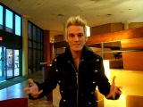 Aaron Carter Welcomes You to StarShineMag.com! - YouTube
