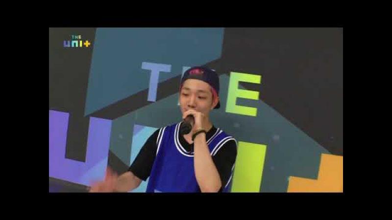 The Unit B (unaired) - Gun Woo, KyeongHa, Gi Seok, SeBin, SeYong, One Junn, Eui Jin, Jung Hoon, Jude