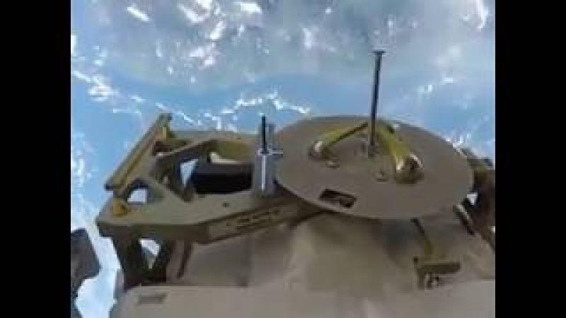 Uzayda tamirat nasıl yapılır müthiş