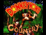 Donkey Kong Country  Страна Донки Конга (английская версия, первые минуты игры)