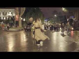 Georgian raving riot at the parliament