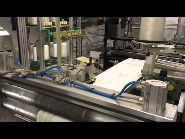Уникальность производства матрасов фабрики Sonberry
