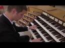 J.S. Bach/M.Dupré Sinfonia Cantata 29 - Olivier Penin, Orgue Ste Clotilde Paris