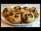 Печенье с ШоколадомАмериканское Печенье с Натальей Пархоменко