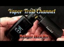 Kanger iKen 230w Kit w/ 5100mah Internal Battery Drip Sauce Liquid