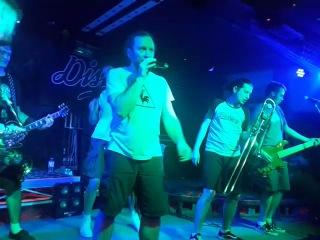 Distemper - SKA Концерт (live in M2, Tula, )