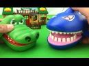 Shark Vs Crocodile Learn color Video for kids Boonie Bears Toys