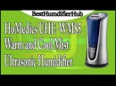 HoMedics UHE WM85 Warm and Cool Mist Ultrasonic Humidifier Review