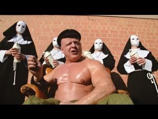 Rummelsnuff asbach (feat. die kirche des bizeps) eisengott (official video)