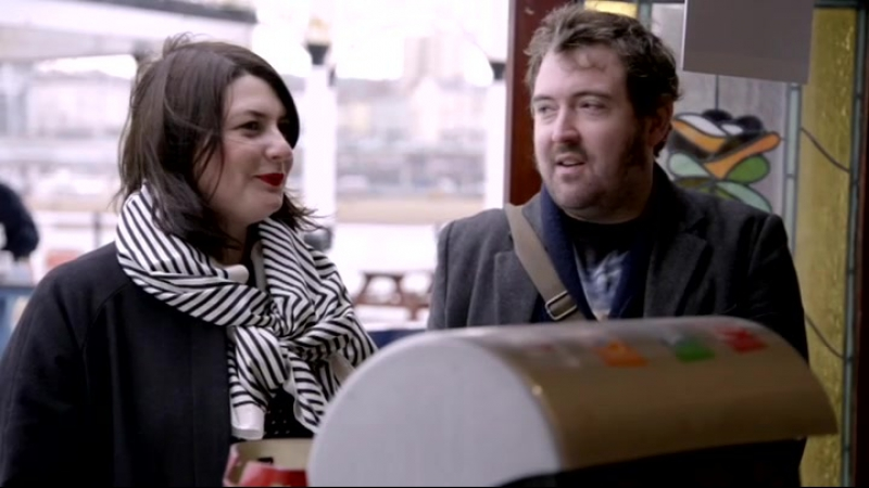 Eat Your Heart Out With Nick Helm 1x04 - Brighton (Jen Dalby, Luke Morley)