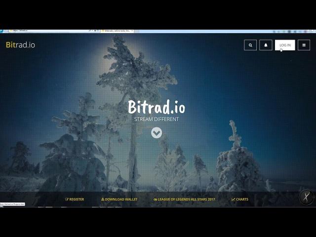 Майнинг Bitradio [ BRO ] зарабатывай криптовалюту слушая любимое радио | как майнить