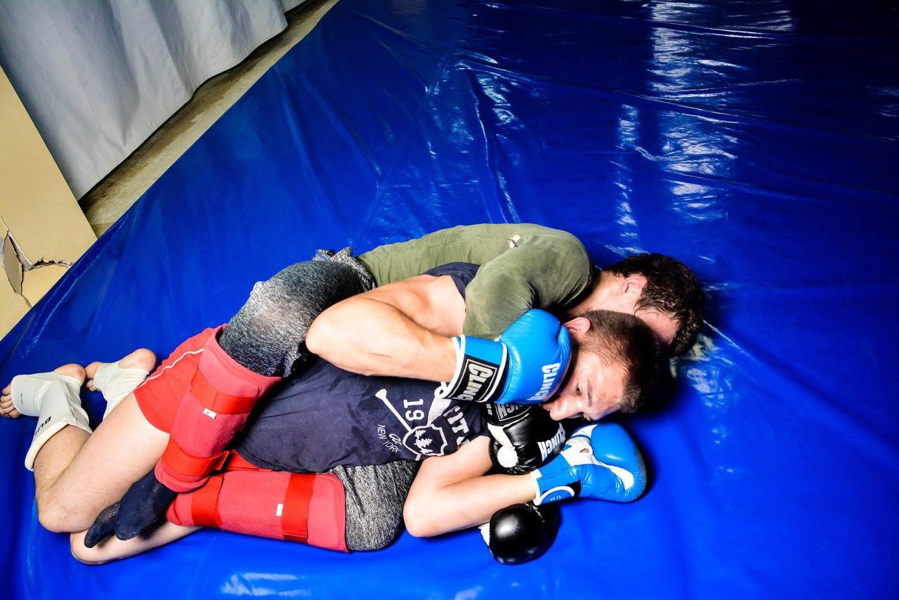 Catch wrestling hong kong