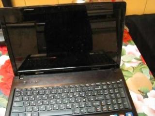 Ремонт Ноутбука. Lenovo G570 восстановления корпуса.