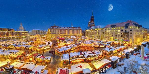 Новогодние туры в германию из калининграда
