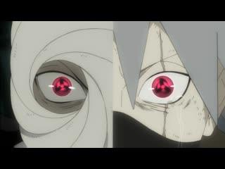 AMV | New Americana | Obito Uchiha | Obito and Rin | Naruto | Обито Учиха | Наруто 2 сезон 364 серия | Обито и Рин 345 серия