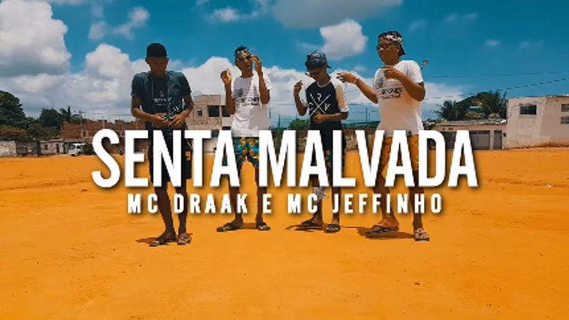 SENTA MALVADA - MC DRAAK E MC JEFFINHO | OZZ MALOKAS DE RECIFE