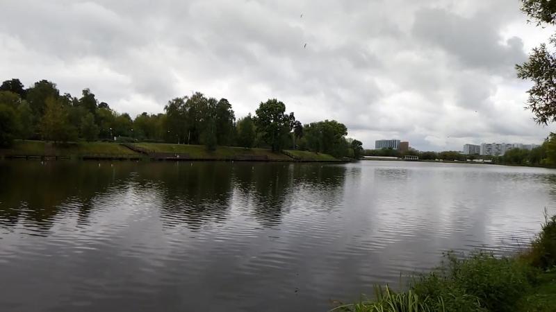 Джамгаровский пруд