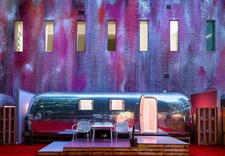 Необычный отель NOTEL в Мельбурне, изображение №2