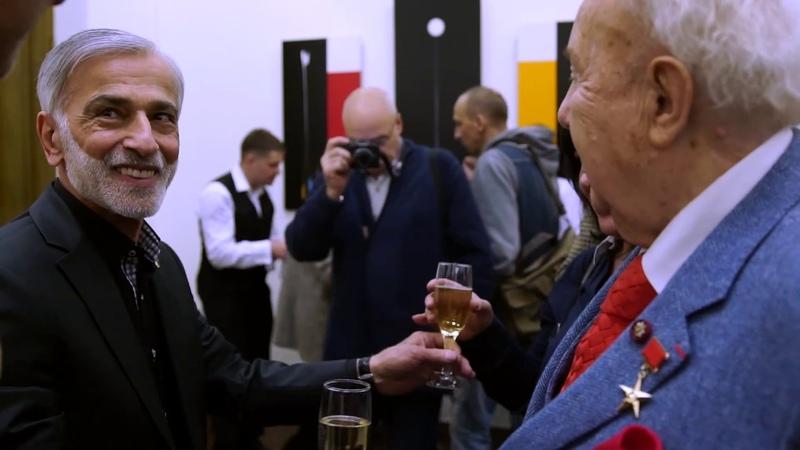 Выход в Свет Выставка произведений Омара Чхаидзе в РАХ