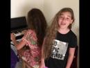Дочки Алсу поют песню НеМолчи 🔥