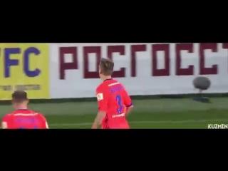 Понтус Вернблум забивает победный гол
