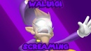 Waluigi Screaming
