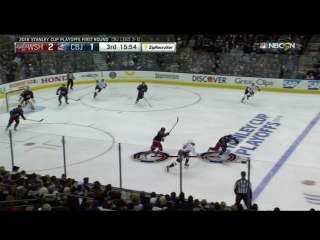 In the crease / / espn